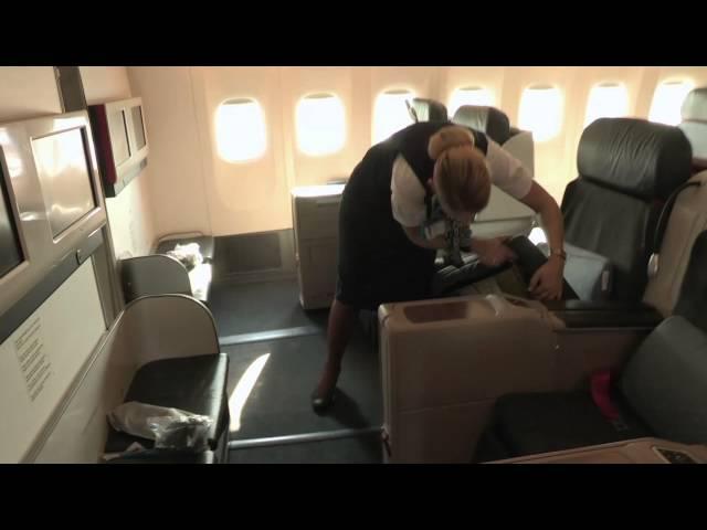 Flight Attendant - TR