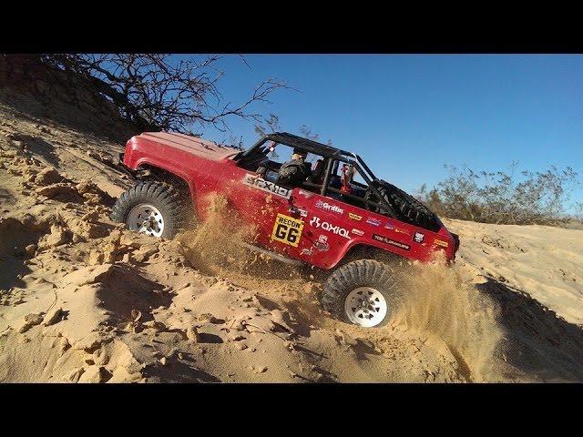 Chevy Blazer Sand Adventure