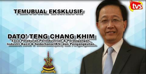Eksklusif bersama Exco Selangor- Dato' Teng Chang Khim