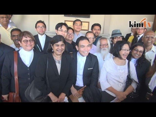 Mahkamah tolak saman kerajaan terhadap BERSIH