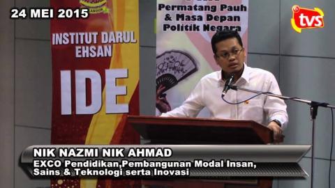 Mahathir bantu PKR menang di Permatang Pauh [Part1]