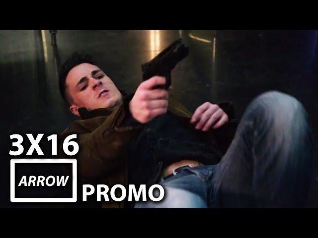 "Arrow 3x16 Promo ""The Offer"""