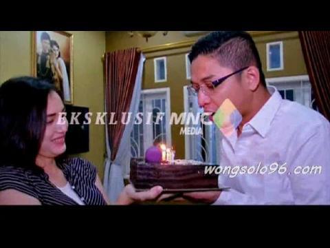 Pasha Ungu dapatkan Surprise Ultah dari sang Istri