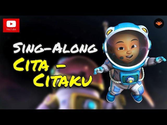Upin & Ipin - Cita Citaku [Sing-Along][HD]