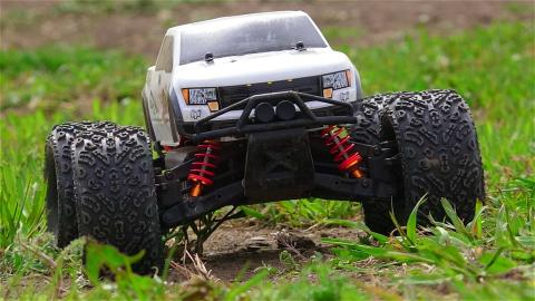 RC ADVENTURES - Damage: How Throttle Self Righting can hurt your RC - HPi Savage FLUX XS