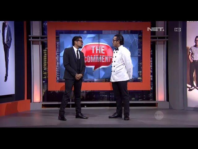 The Comment - Danang bergaya dan bicara ala Chef
