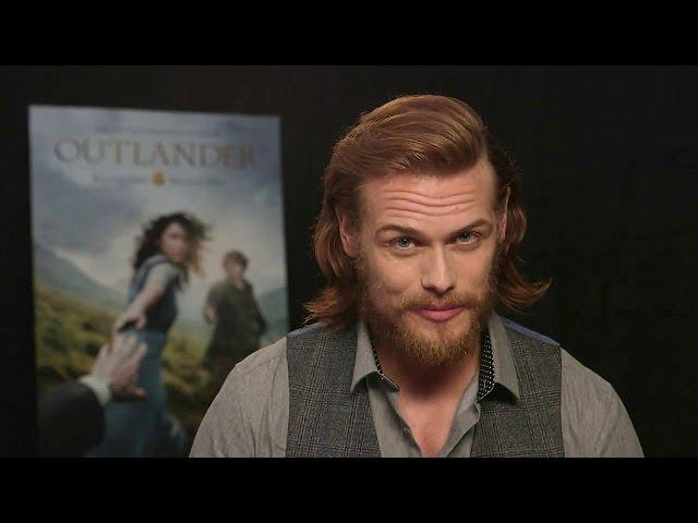 """Outlander Season One Volume One: Special Fetures Clip """"Edged Weapons"""""""