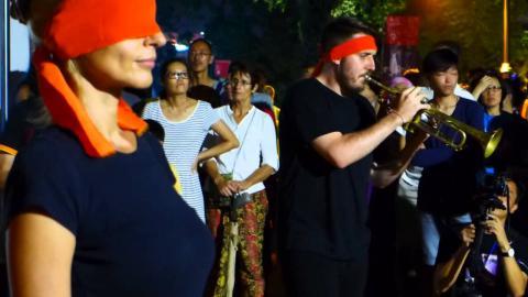 Melaka Art & Performance Festival ( MAPF ) - Eulogy For The Living (1/4)