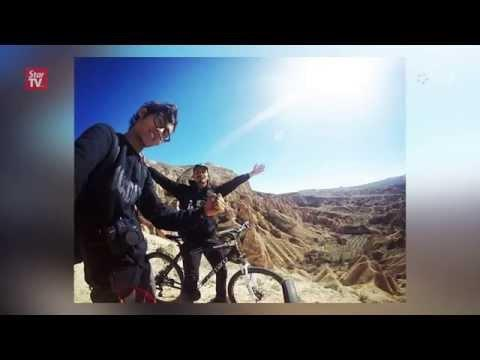 Cycling expedition across 25 countries in 15 months