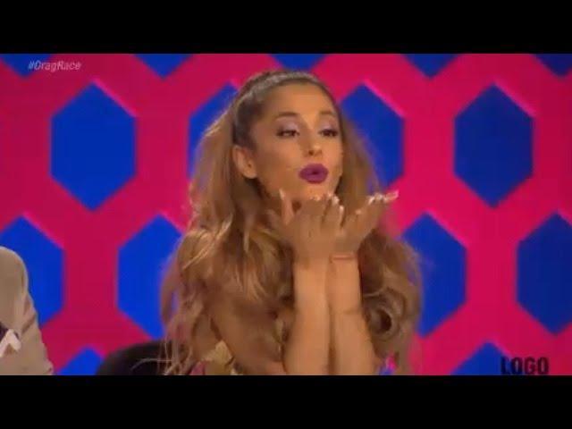 Ariana Grande & Demi Lovato Guest Judges On Rupaul's Drag Race
