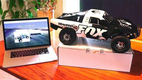 RC ADVENTURES - UNBOXiNG Destine 4 Dirt Fabrication M12 - Traxxas Slash 4x4 Roll Cage