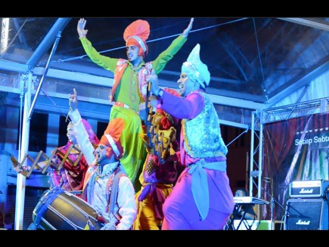KL Street Jam - Bhangra Dance