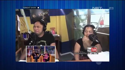 Ronal Surapradja Pernah Menangis Ditinggal Tieke Priatnakusuma Ketika Siaran Radio