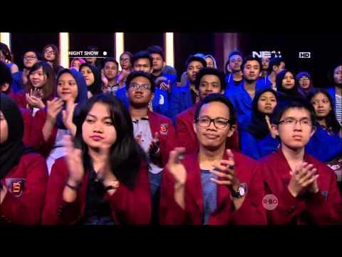 Perguruan Naga Putih - Tonight Show 8 Februari 2016