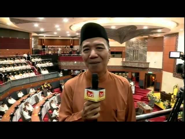 Siaran Langsung Pembukaan Persidangan Dewan Negeri Selangor