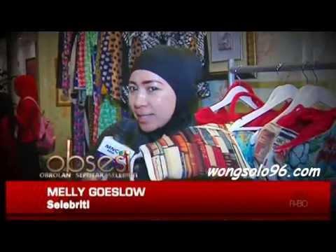 Bisnis Baju Muslim para SELEBRITIS Melly Goeslaw April Jasmine Dewi Sandra Laudya Cintya Bella