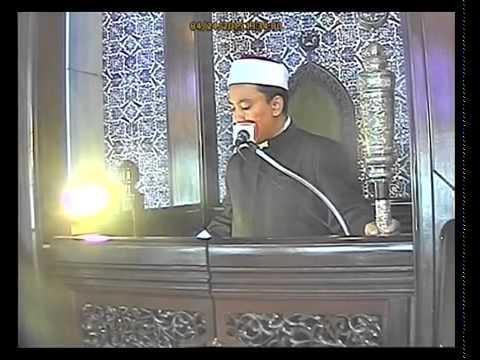 Rakaman Khutbah Jumaat Masjid Negeri Selangor - 24 April 2015