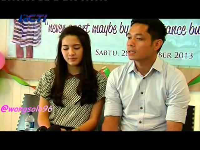 Dude hadiri acara Ultah - Alysa subandono & Dude Herlino segera menikah?