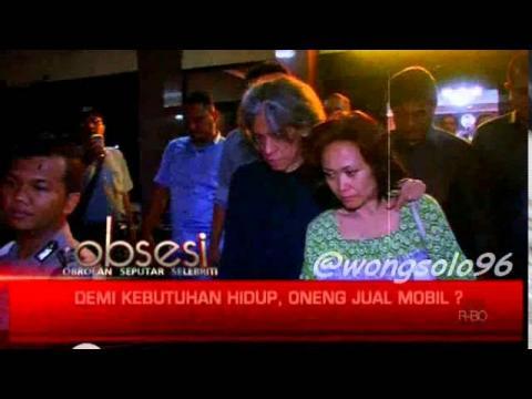 Derita Para Istri Artis terjerat Narkoba Oneng istri Fariz RM dan sri wahyuni istri Tessy