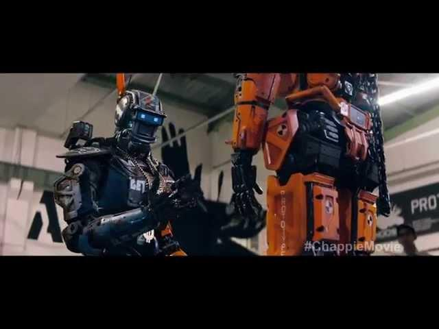 Chappie Movie - Join the Revolution this Friday!