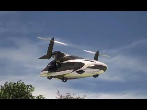 Terrafugia Flying Car and Road Aircraft