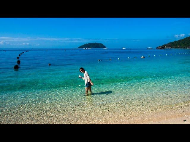 Manukan Island, the Most Visited Island of Sabah