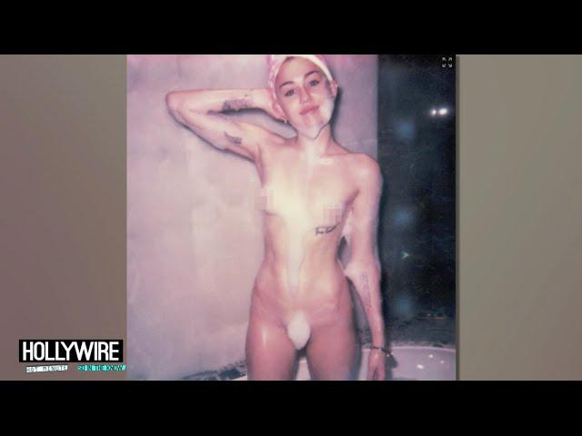 Apologise, but, Miley cyrus naked shower words