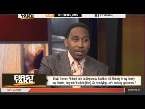 Stephen A Smith rant part 2