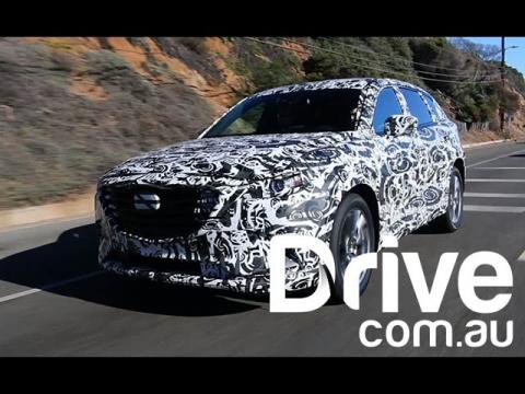 Mazda CX-9 First Drive Video Review | Drive.com.au