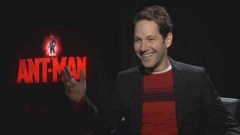 Getting to Know Ant-Man's Paul Rudd | Disney Insider