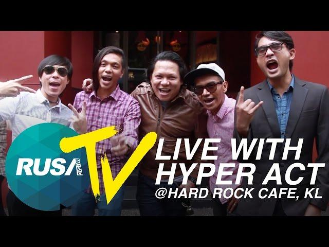 [RUSA TV] Live With Hyper Act Teaser