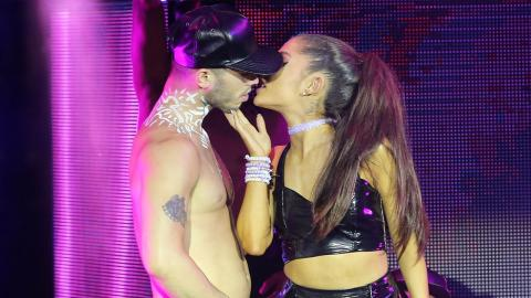 Ariana grande is dating