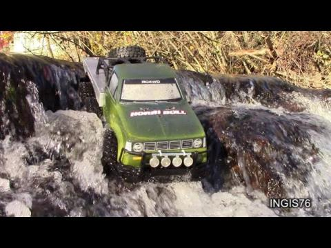 RC TRAIL 6X6 YOTA STREAM EXPEDITION PART 1