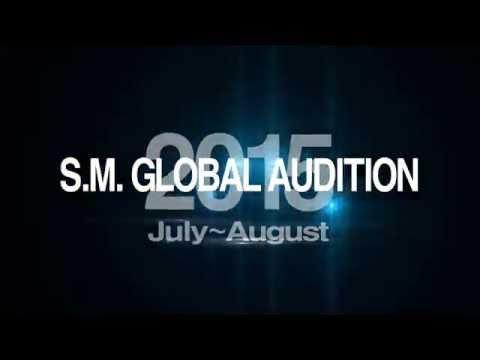 2015 S.M. GLOBAL AUDITION