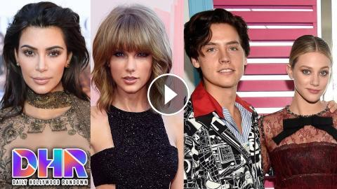 Cole Sprouse Looks Like Taylor Swift