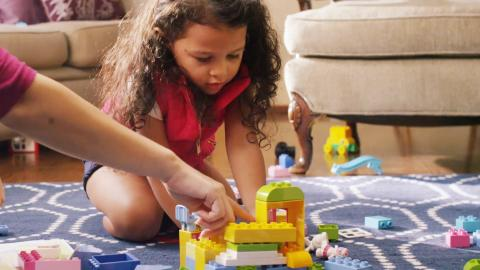 Share Your Child's Story | Lego Duplo | Disney