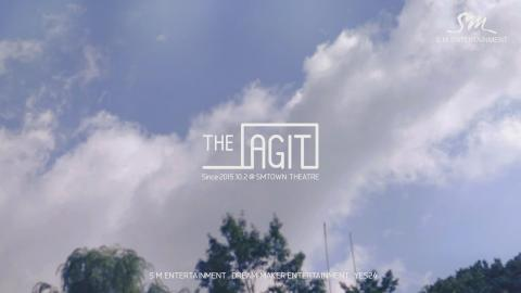 SM Concert Series Brand [THE AGIT]