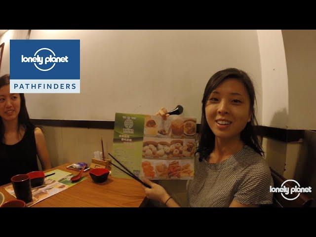 The cheapest Michelin-starred restaurant in the world - Lonely Planet vlog