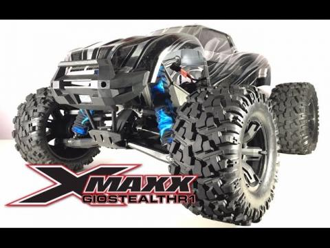 TRAXXAS X-MAXX SNOW RUN PLUS UPDATES AND FUTURE UPGRADES