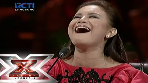 EP23 Part 2 - RESULT & REUNION - X Factor Indonesia 2015