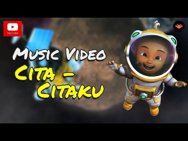 Upin & Ipin - Cita Citaku [Music Video][HD]