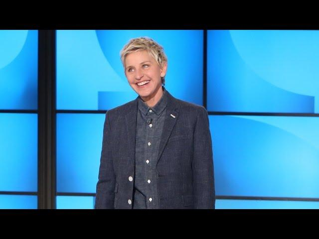 Ellen's Getting Ready for the Super Bowl