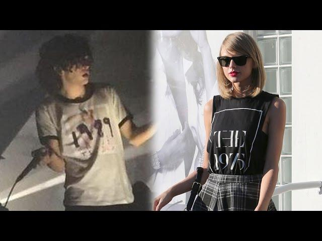 Taylor Swift & Matt Healy Exchange Digits? COUPLE ALERT