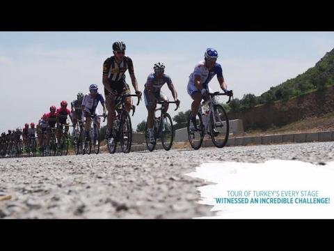 Tour of Turkey 2015 by Turkish Airlines