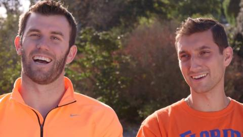Brodie Smith & Kurt Gibson Interview - The Amazing Race Season 28
