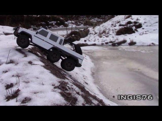 RC TRAIL 6X6 EXPEDITION ICEROAD