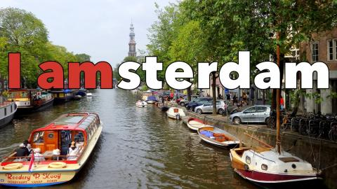 Our first impressions of Amsterdam