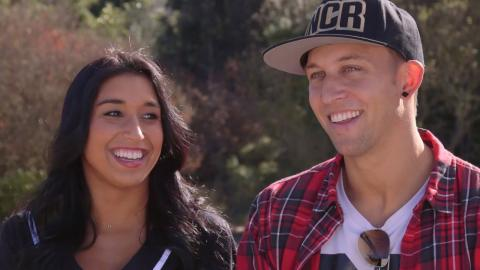 Dana Borriello and Matt Steffanina Interview - The Amazing Race Season 28