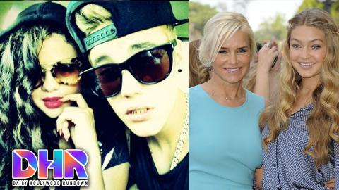 Justin Bieber & Selena Gomez COURT DATE REUNION - Gigi Hadid's MOM Doesn't Like Zayn (DHR)
