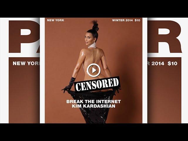 Speaking, kim kardashian magazine cover paper